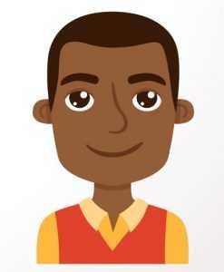 avatar témoignage homme serein 3