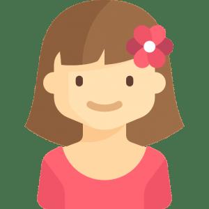 avatar témoignage femme sereine paisible 5