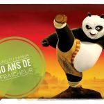 Kung Fu Panda – un yogi moderne