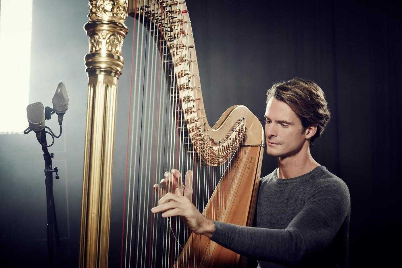 xavier de maistre harpiste