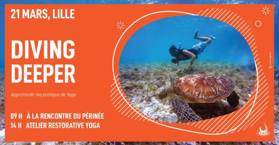 Banner Diving Deeper 21 mars 2020