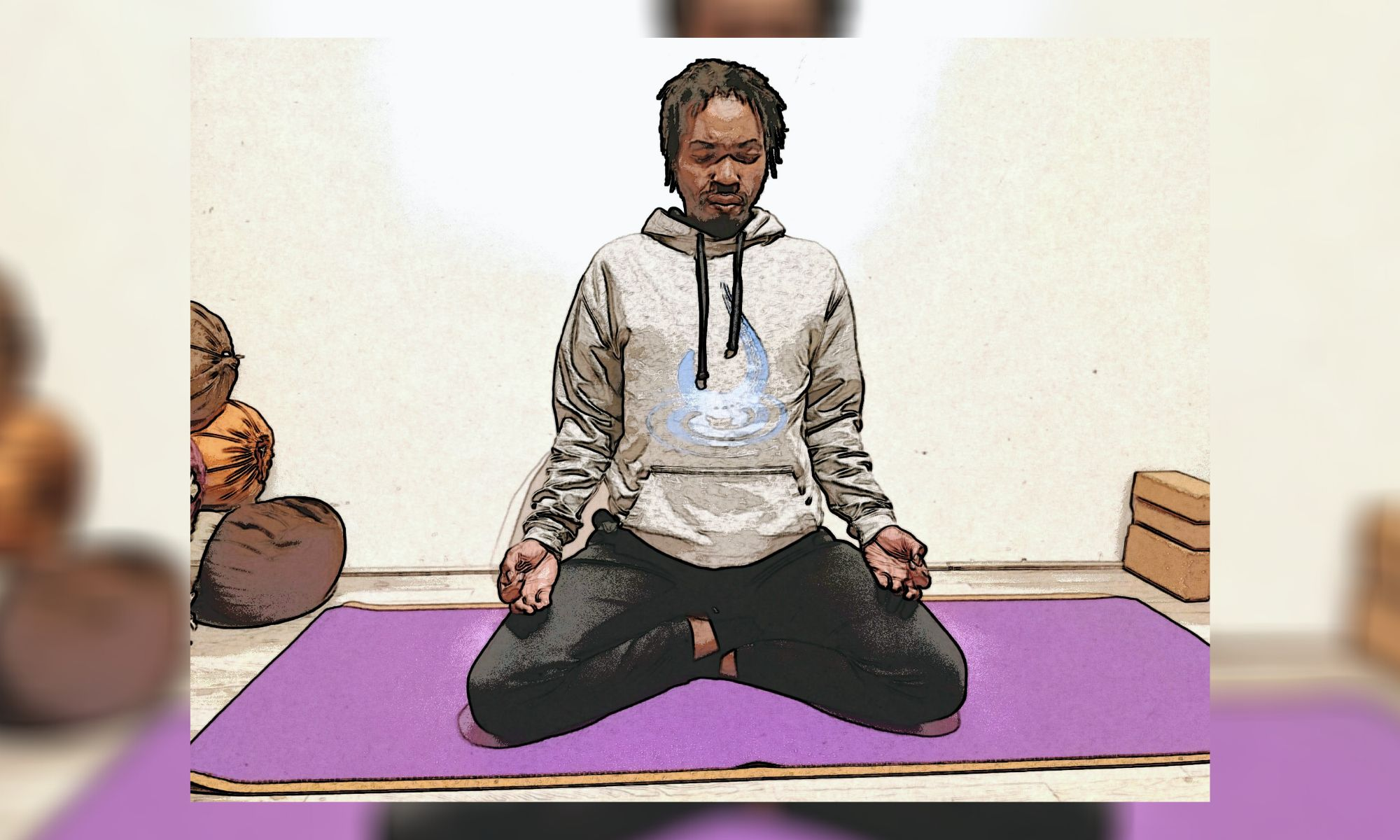 Siddhasana Pranayama Meditation