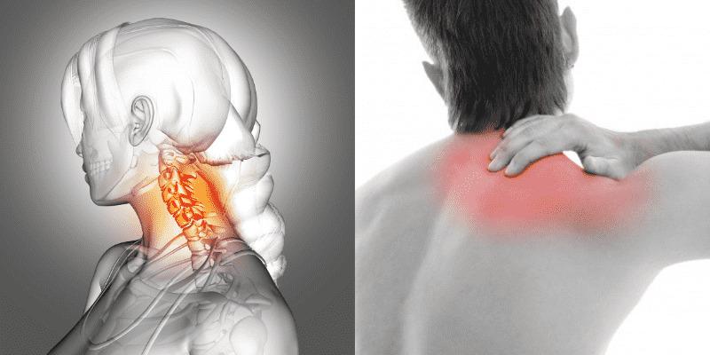 Douleurs cervicales épaules. Source: freepik.com